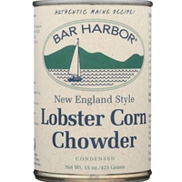 Bar Harbor New England Lobster Corn Chowder