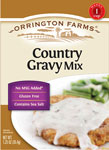 Orrington Farms Country Gravy Mix