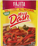 Mrs. Dash Fajita Seasoning Mix