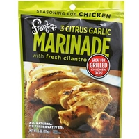 Frontera Three Citrus Garlic Marinade For Chicken
