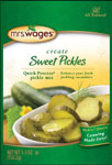 Mrs. Wages Quick Process Sweet Pickle Mix