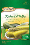 Mrs. Wages Quick Process Kosher Dill Pickle Mix