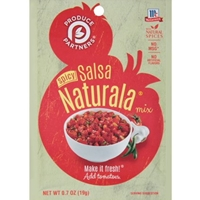 Produce Partners Salsa Seasoning Mix Spicy