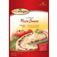 Mrs. Wages Create Pizza Sauce