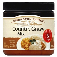Orrington Farms Country Gravy Mix 5 Cups