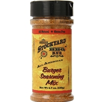 American Stockyard Burger Seasoning Mix Rub