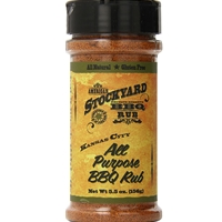 American Stockyard All Purpose BBQ Rub