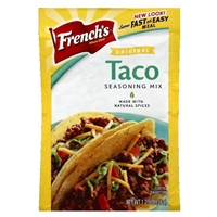 French's Taco Seasoning Mix