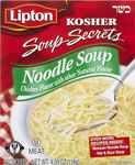 Lipton Kosher Noodle Soup with Chicken Flavor
