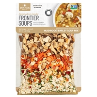 Frontier Pennsylvania Woodlands Mushroom Barley Soup Mix