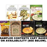 Hot Dip Mix Sampler