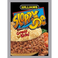 Williams Sloppy Joe Seasoning Mix