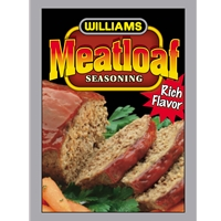 Williams Meatloaf Seasoning Mix