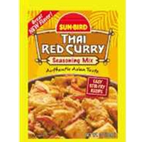 SunBird Thai Red Curry