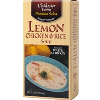 Chidester Farms Lemon Chicken & Rice Soup