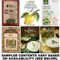 Dill Dip Mix Sampler