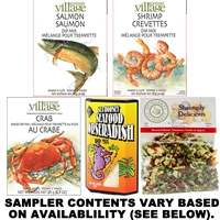 Seafood Dip Mix Sampler