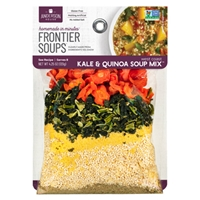 Frontier West Coast Kale & Quinoa Vegetable Soup