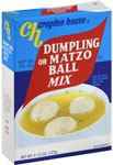 Manischewitz Croyden House Dumpling or Matzo Ball Mix