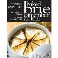 Gourmet du Village Caramelised Onion Baked Brie Topping