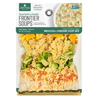 Frontier Virginia Blue Ridge Broccoli Cheddar Soup Mix