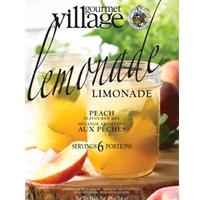 Gourmet du Village Peach Lemonade Mix