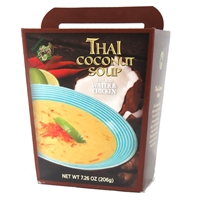 Plentiful Pantry Thai Coconut Soup
