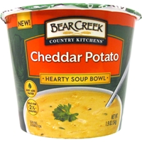 Bear Creek Cheddar Potato Soup Bowl - Single Serving