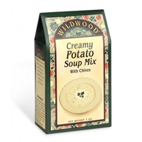 Wildwood Creamy Potato Soup Mix With Chives