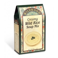 Wildwood Creamy Wild Rice Soup Mix