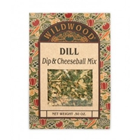 Wildwood Dill Dip & Cheeseball Mix