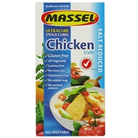 Massel Ultracube Reduced Salt Chicken Style Bouillon Cubes