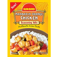 SunBird Mandarin Orange Chicken