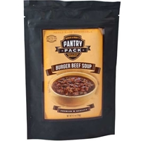 Pantry Pack Burger Beef Soup