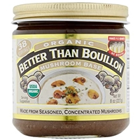 Better Than Bouillon Organic Mushroom Base
