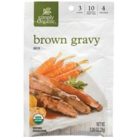Simply Organic Brown Gravy