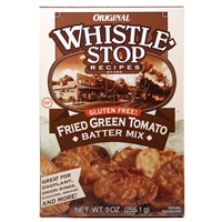 Whistle Stop Recipes Fried Green Tomato Batter-Gluten Free