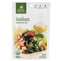 Simply Organic Italian Dressing Mix