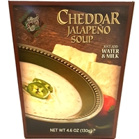 Plentiful Pantry Cheddar Jalapeno Soup Mix