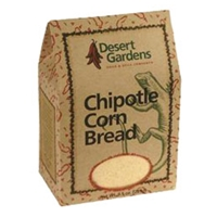 Desert Gardens Chipotle Corn Bread Mix