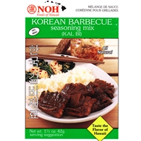 NOH Korean Barbecue Seasoning Mix (KAL BI)