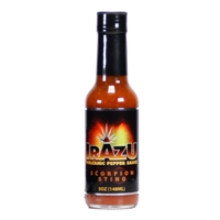 Irazu Volcanic Pepper Scorpion Sting Hot Sauce