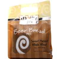 Molly & Drew Sweet Harvest Whole Wheat Beer Bread