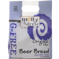 Molly & Drew Gluten Free Original Beer Bread Mix
