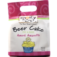 Molly & Drew Amore Amaretto Beer Cake Mix