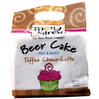 Molly & Drew Toffee Choco-Latte Beer Cake Mix