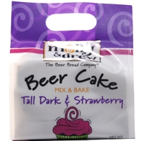 Molly & Drew Tall Dark and Strawberry Beer Cake Mix
