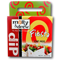 Molly & Drew Fiesta Dip Mix