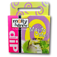 Molly & Drew Mojito Me Dip Mix