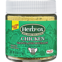 Herb-Ox Chicken Granulated Bouillon 4oz